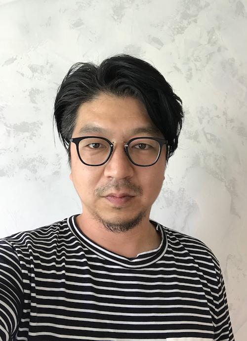 田中嗣久さん近影